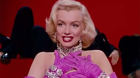 Music Friday: Marilyn Monroe Is All About the Bling in 'Diamonds Are a Girl's Best Friend'