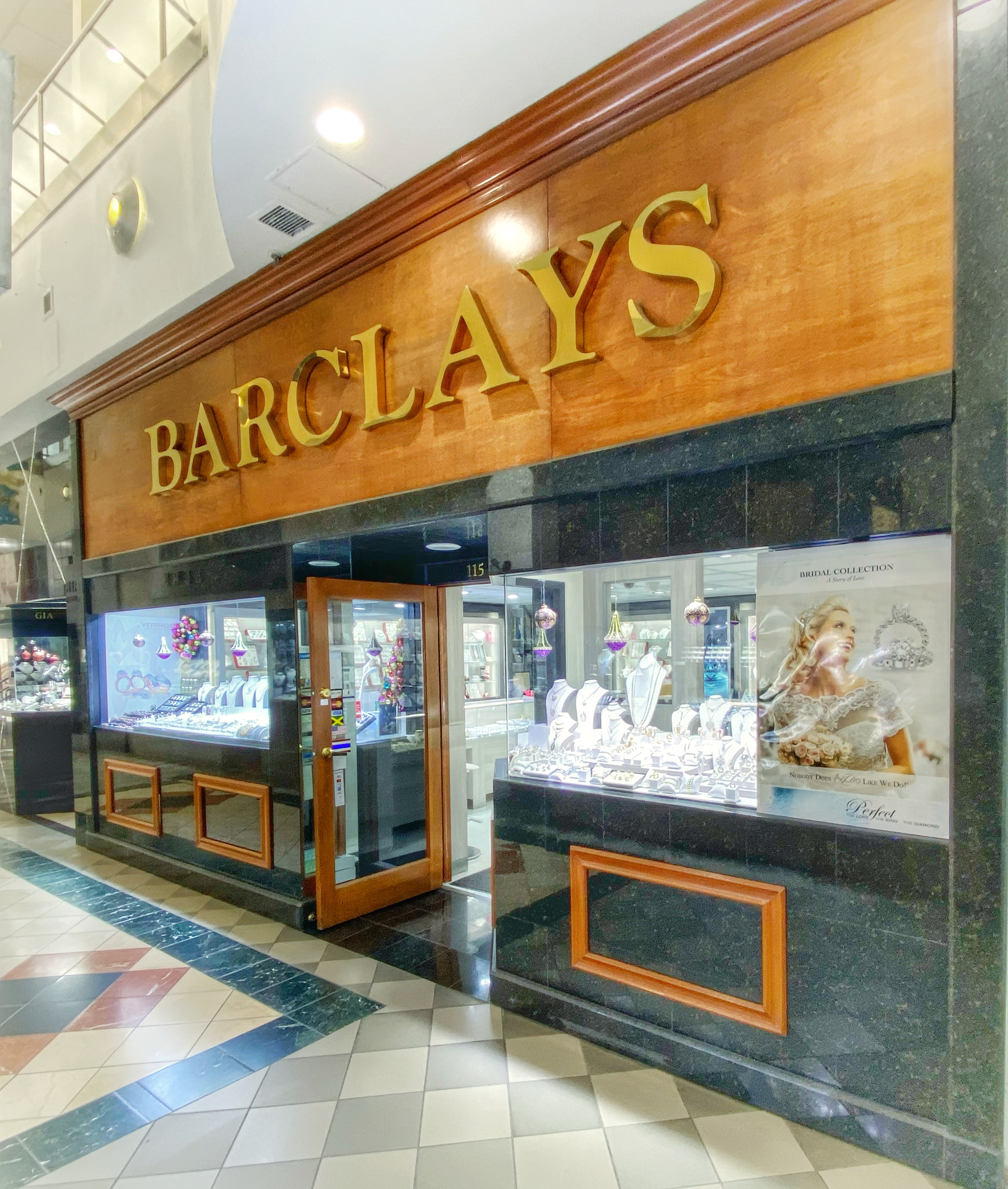 Barclay's Jewelers in Miami, FL